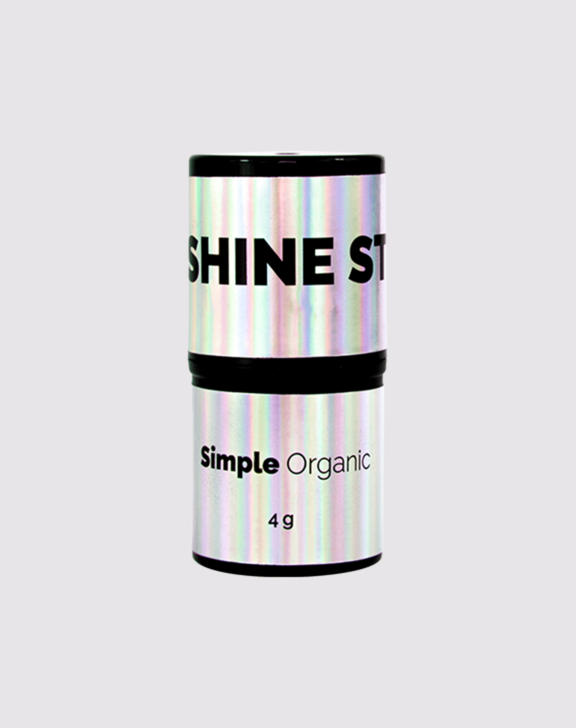 SIMPLE ORGANIC SHINE STICK