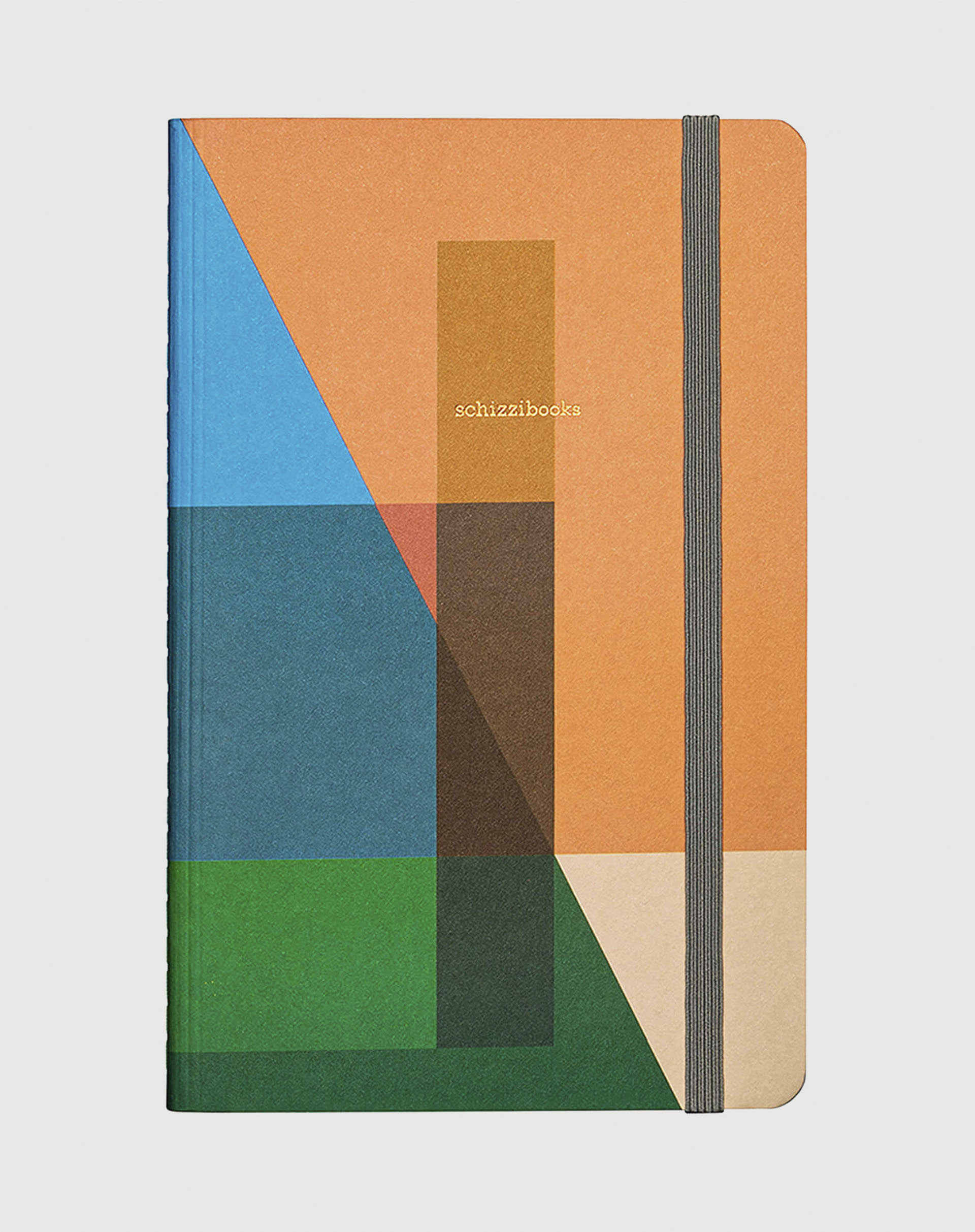 AMARO Feminino SCHIZZIBOOKS SKETCHBOOK LARGE, JANELA AZUL