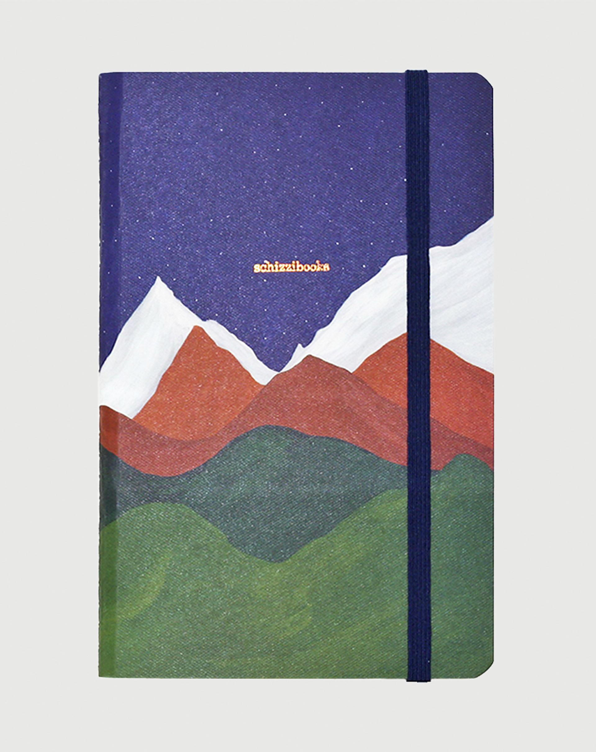 AMARO Feminino SCHIZZIBOOKS SKETCHBOOK LARGE, USHUAIA