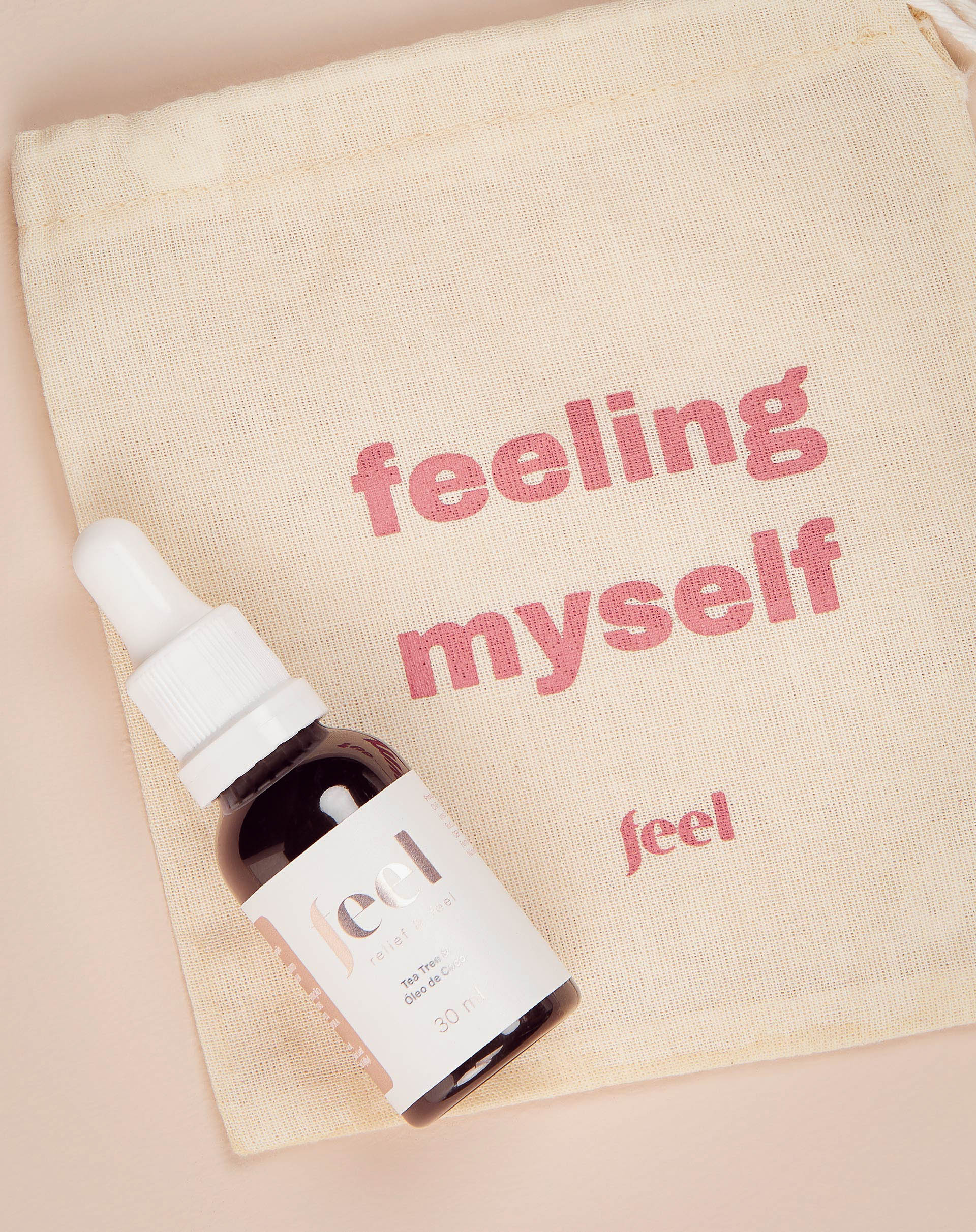 AMARO Feminino FEEL BLEND RELIEF & FEEL - 30ML, COCO