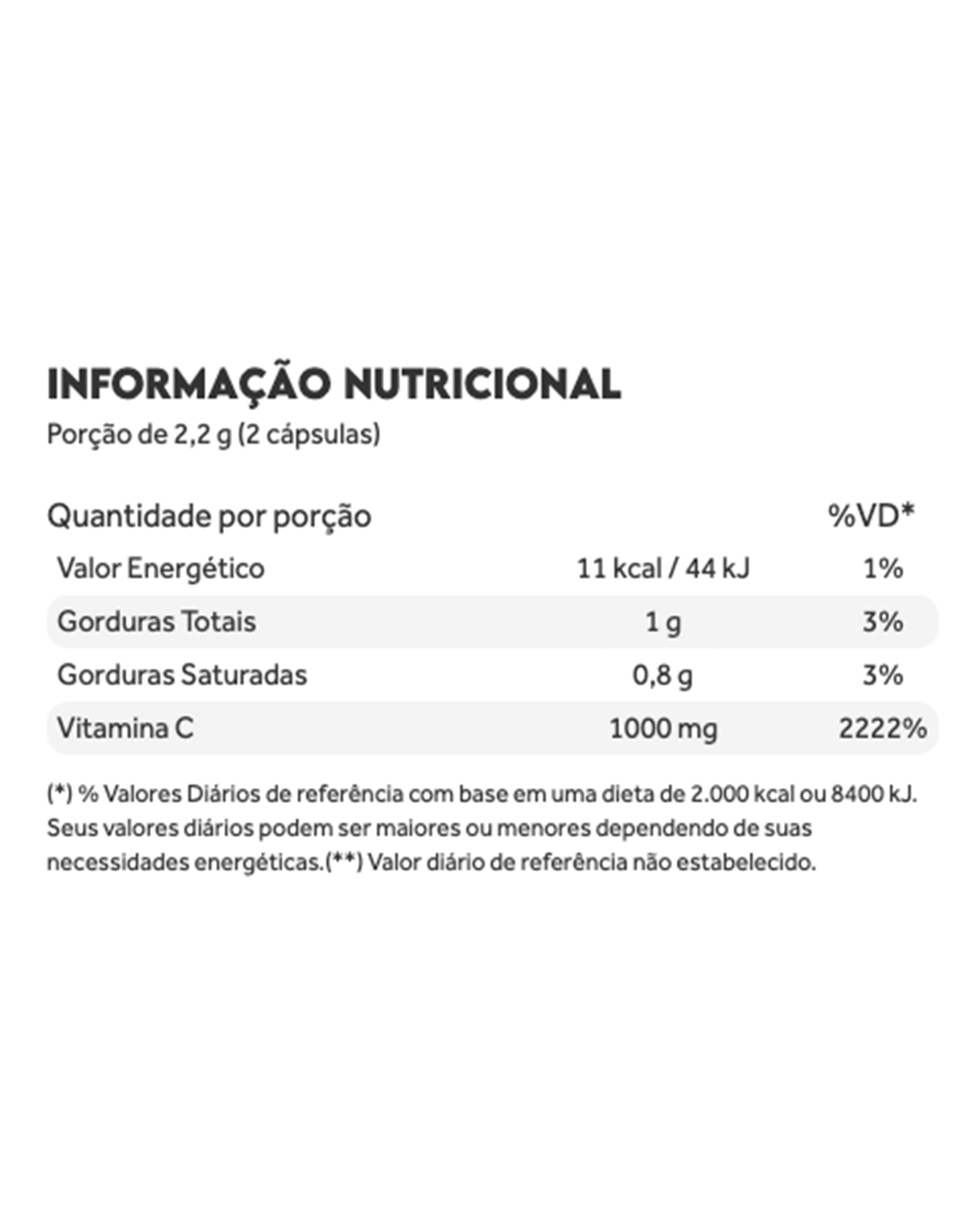 PURAVIDA VITAMINA C LIPOSSOMAL - 60 CAPSULAS