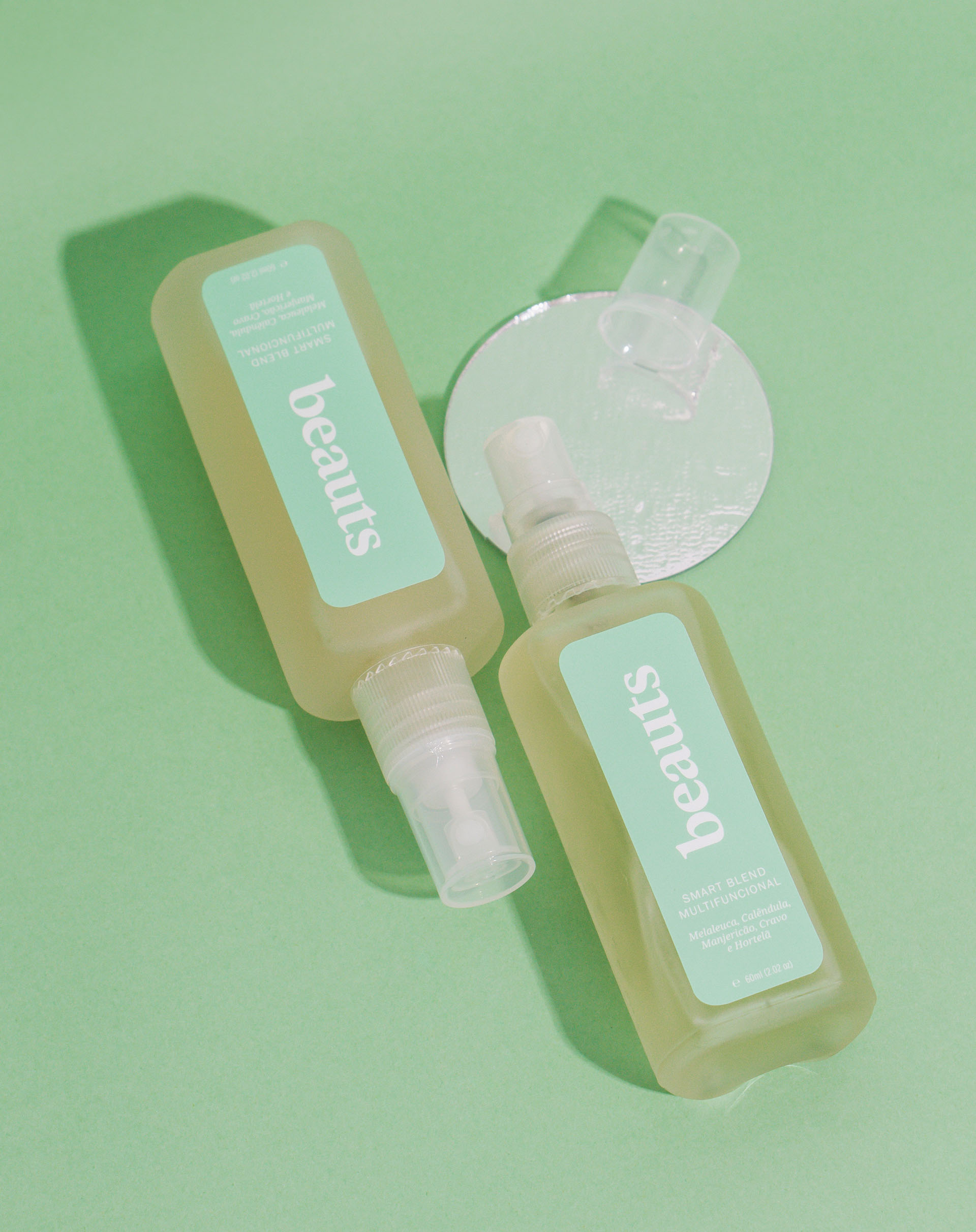 BEAUTS SMART GREEN WATER MULTIFUNCIONAL - 120ML