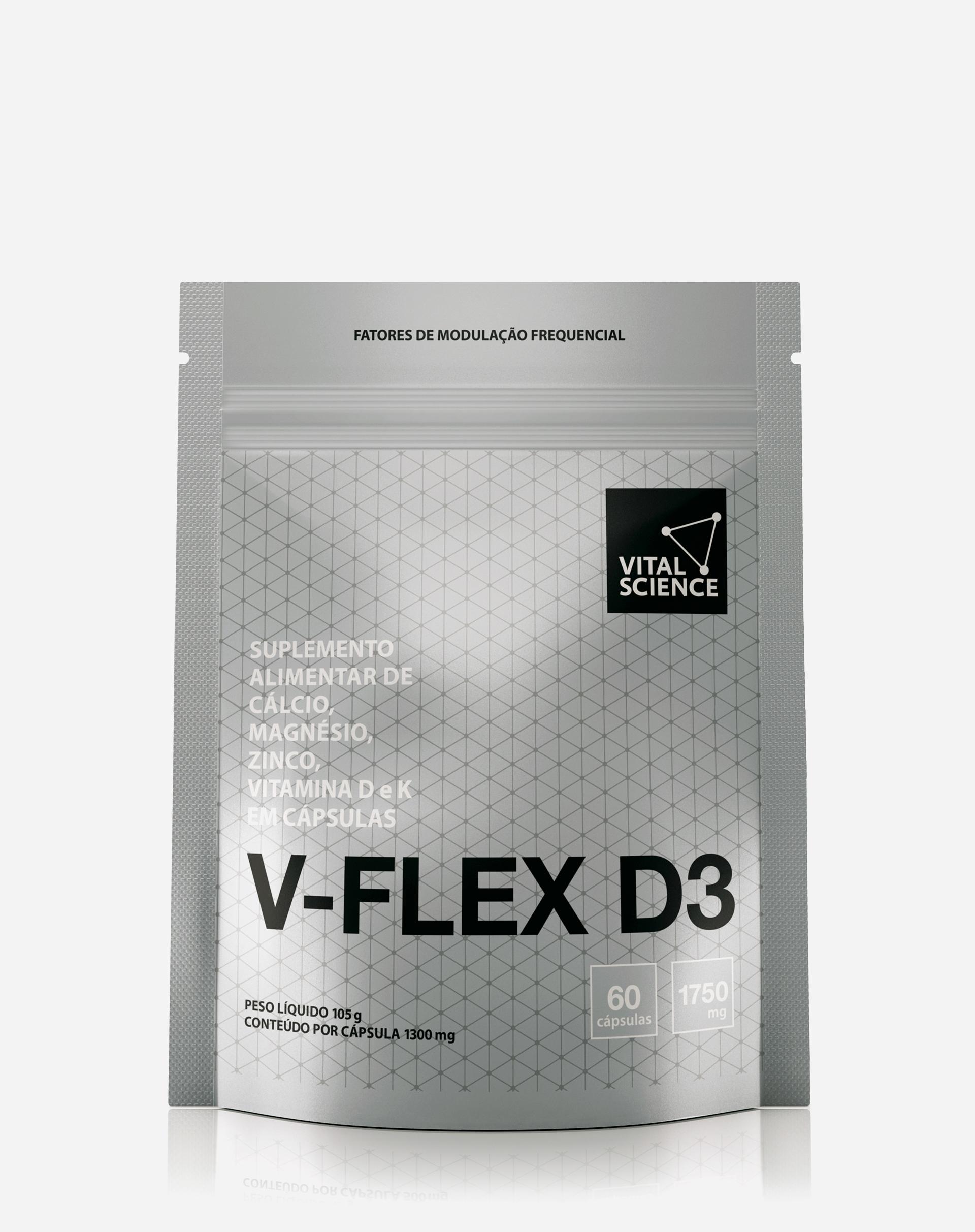 VITAL SCIENCE VITAMINA V-FLEX-D-3